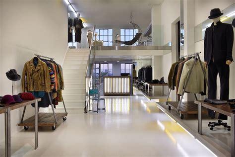 Retail Spaces Buku Interior h lorenzo retail space by topsy design