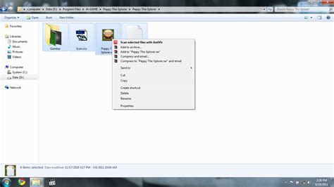 cara membuat game installer cara membuat install shield menggunakan winrar stok iklan