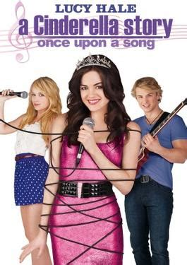 soundtrack film cinderella once upon a song file a cinderella story once upon a song poster jpg