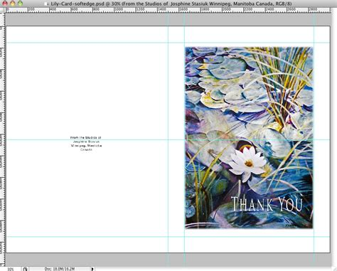 make a card in photoshop lightroom photoshop for photographers tis the season