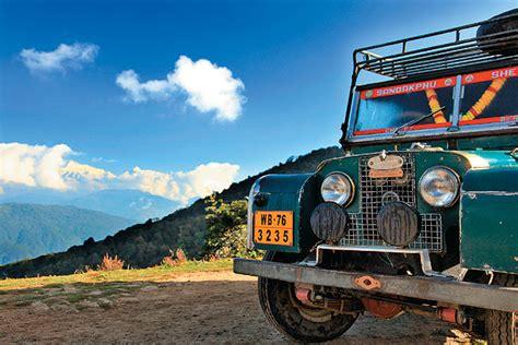 land rover sandakphu in praise of the land rover outlook traveller