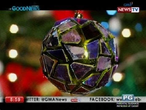 Diy Recycled Home Decor good news diy christmas decors youtube