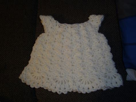 crochet pattern little white dress family books and crochet oh my size comparison of the