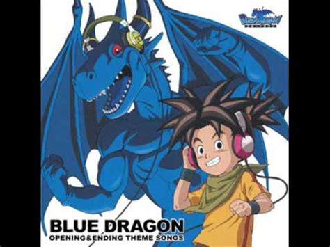 blue ending song blue tenkai no shichi ryuu ending theme song
