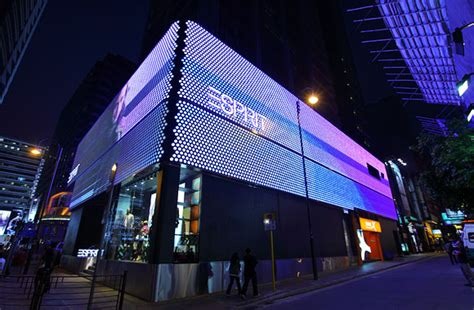 Esprit Price In Hong Kong contemporary hong kong techinology esprit light and sound wave interior design ideas