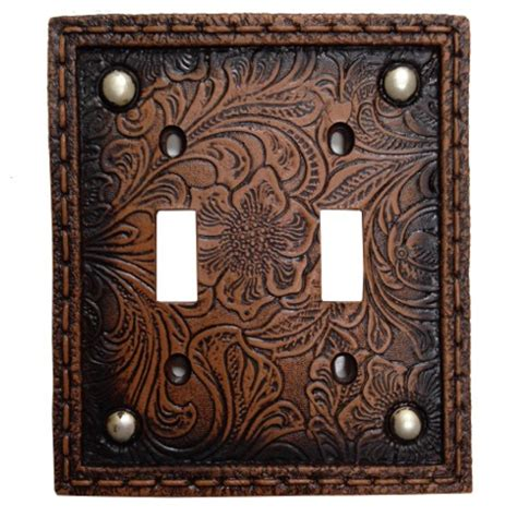 Decorative Switch Plates by Tooled Western Decorative Switch Wall Plate Switch