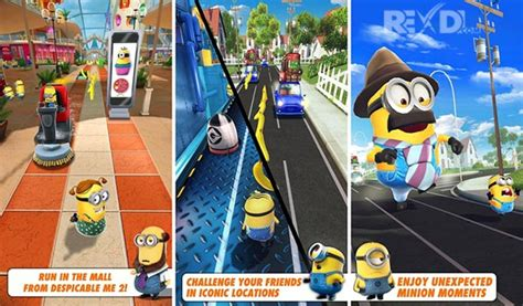download mod game despicable me despicable me 5 3 0h apk mod for android