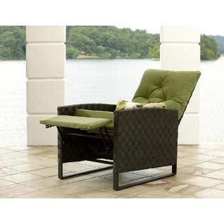 La Z Boy Patio Furniture La Z Boy Karson Recliner Outdoor Living Patio Furniture Chairs Recliners