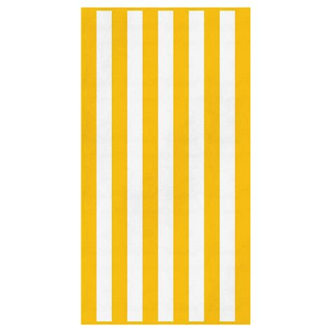 Cabana Bathroom Ideas Canningvale Cabana Stripe Beach Towel Yellow