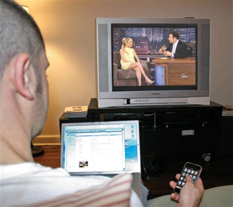 Second Tv Advance Research Dual Screening Is Commonplace