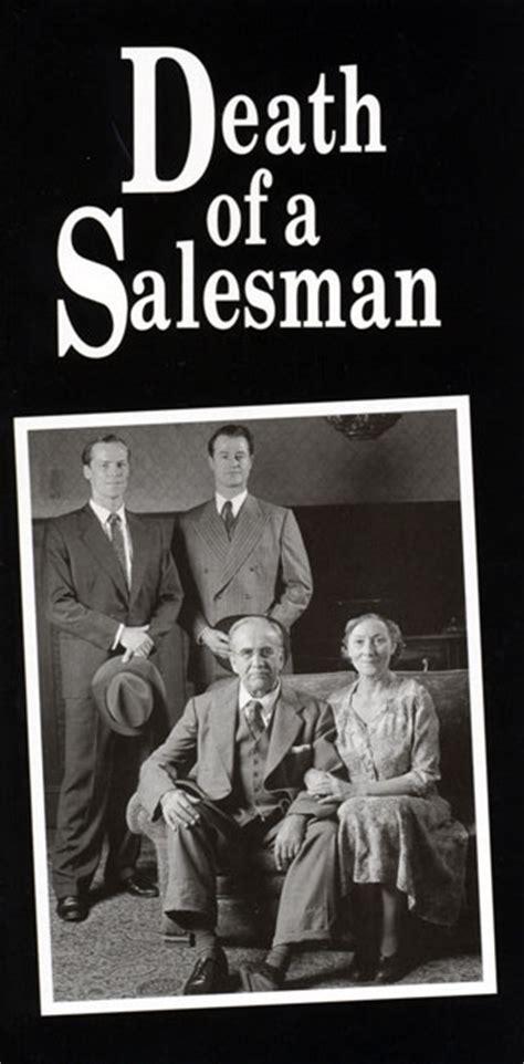 death   salesman iain glen british actor