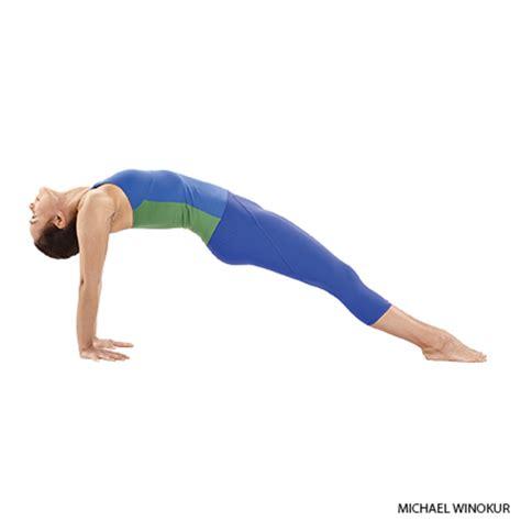 upward pose upward plank pose purvottanasana journal