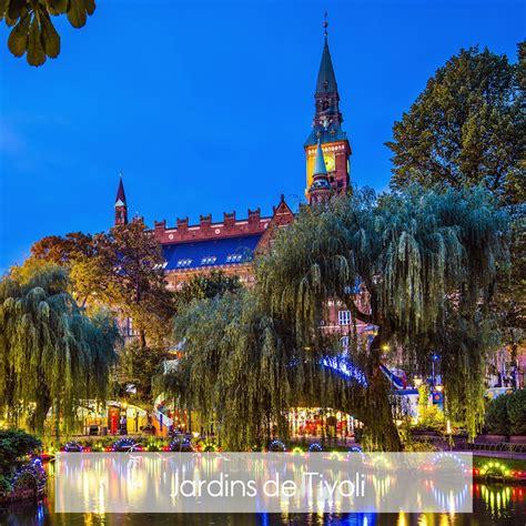 jardins de tivoli au danemark les meilleurs parcs d