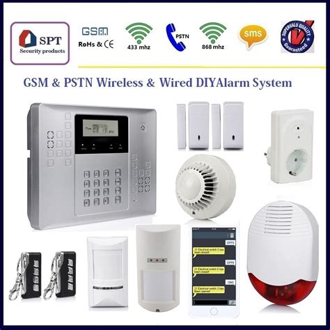 battery operated home alarm outdoor motion sensor motion