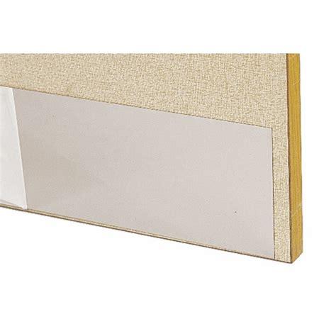 protection de plaque de protection de porte en acier inox 8 10 poli bilcocq bricozor