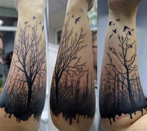 dead tree tattoo designs best 24 tree tattoos design idea for and