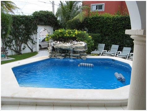 fountains for swimming pools backyard design ideas