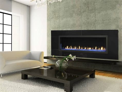 can the gas fireplace be non venting and large