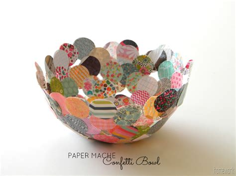 Make A Bowl Out Of Paper - crafty soiree 136 inspiration yesterday on tuesday