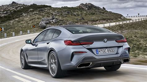 2020 Bmw 4 Series Gran Coupe by 2020 Bmw 8 Series Gran Coupe Revealed Looks Stunning