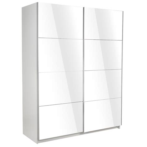 Mirrored Sliding Wardrobe Doors Uk by Dallas 2 Door Sliding Mirrored Wardrobe Next Day