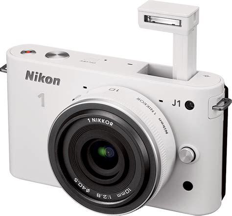 nikon j1 mirrorless nikon announces nikon 1 system with cx format j1 and v1