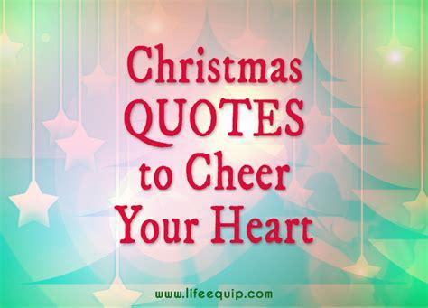 christmas quotes  cheer  heart  season