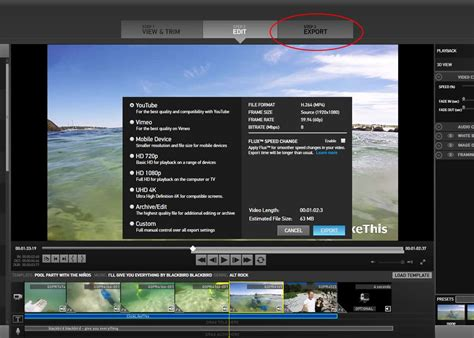 gopro edit templates gopro editing software 13 best options for windows and