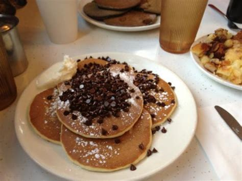 swiss chocolate chip picture of pancake pantry