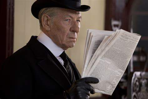 offical mr holmes trailer with ian mckellen
