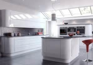 glossy white kitchen white gloss kitchen