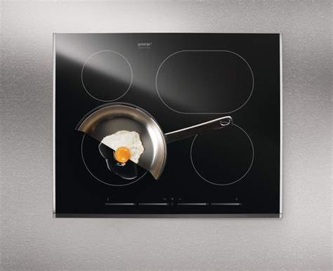 induction hob operation features gorenje