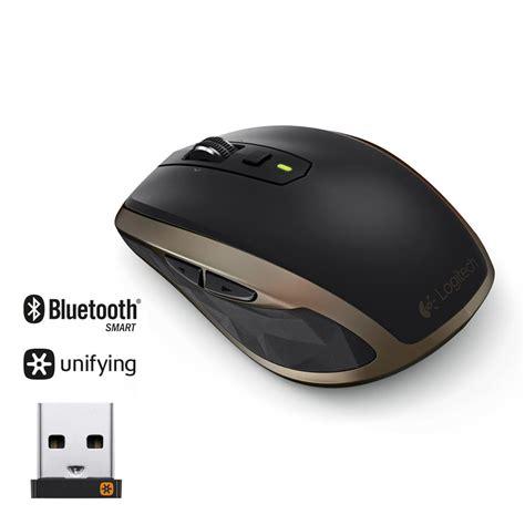 Logitech Anywhere Mouse Mx logitech mx anywhere 2 wireless mobile mouse black 910