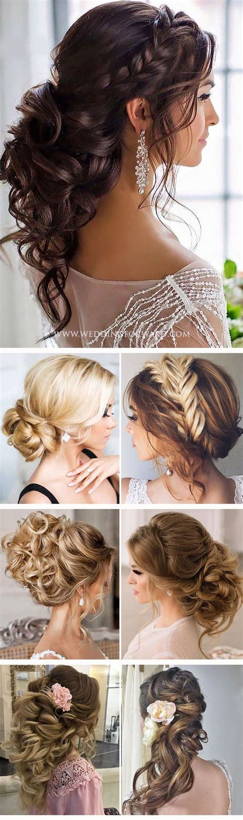 maid of honor hairstyles 33 trendy swept back wedding hairstyles fancy