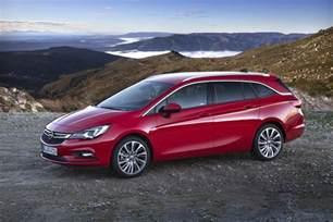 Opel Press J 225 Conduzimos O Novo Opel Astra Sports Tourer