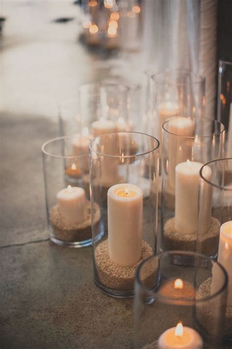 Candle In Vase by 43 Mind Blowingly Wedding Ideas With Candles