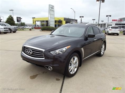 obsidian black color 2013 black obsidian infiniti fx 37 69949517 photo 8