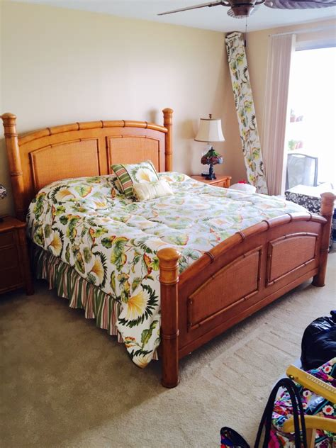 tommy bahama bedroom furniture sets letgo tommy bahama style king bedroo in indialantic fl