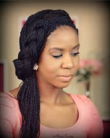 black zandi twist hair 50 thrilling twist braid styles to try this season
