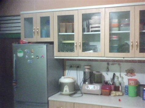 Multiplek Di Pontianak mulya kitchen kitchen set lemari dapur pontianak