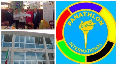 ufficio scolastico provinciale imperia il panathlon club imperia sanremo consegna all istituto