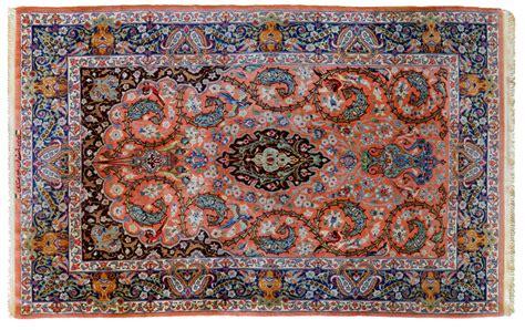 tappeti isfahan isfahan tappeto annodato prima della rivoluzione islamica