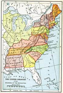 the united colonies