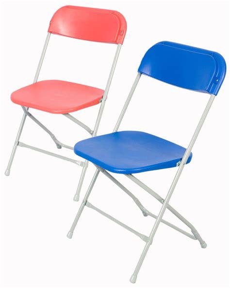 flat back folding chair
