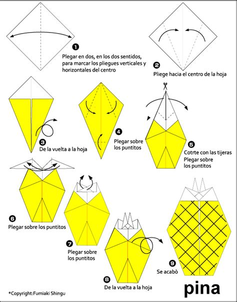 Origami Fruit - origami persimmon