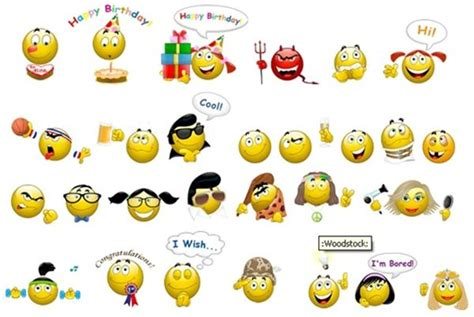 25 best ideas about emoticones para messenger on