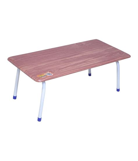Folding Wooden Bed Csm Folding Wooden Bed Table Brown Buy At Best Price In India On Snapdeal