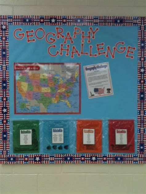 5 themes of geography bulletin board pinterest the world s catalog of ideas