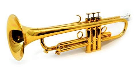 the trumpet of the centertone trumpet gold lacquer bb schiller instruments band orchestral instruments