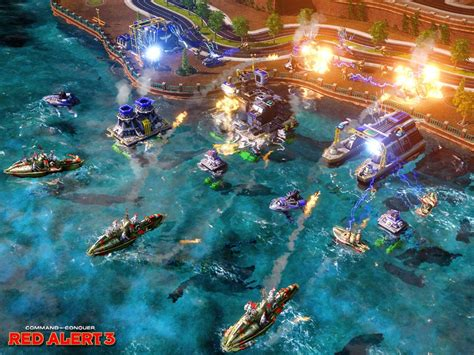 how do you your to attack on command command conquer alert 3 review bomb